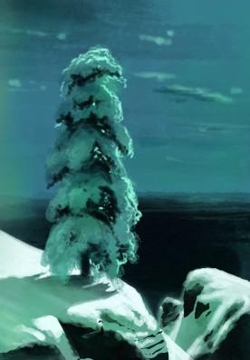 17 in-the-wild-north-1891 ivan Shishkin