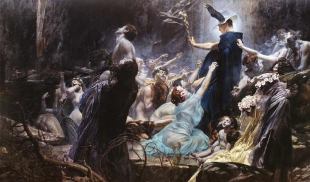 The Souls of Acheron (1898)